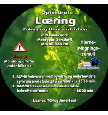 Optimeret læring (CD format)