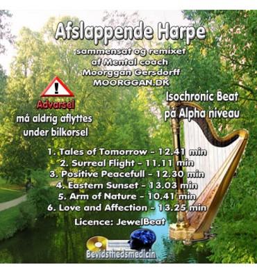 Afslappende Harpe (Til download)