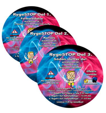 RygeSTOP (CD format)