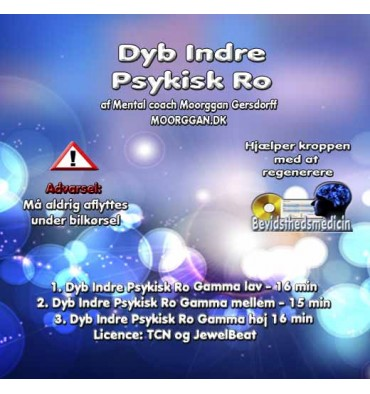 Dyb Indre Psykisk Ro (Til download)