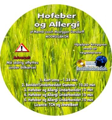 Høfeber og Allergi