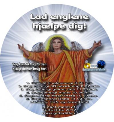 Engleenergi (CD format)