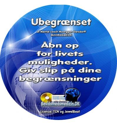 Ubegrænset (CD format)