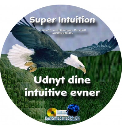 Super Intuition (CD format)