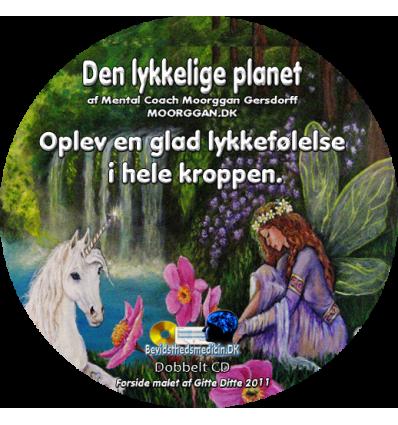 Den lykkelige Planet (CD format)