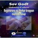 Sov Godt og regenerere bedre Dobbelt CD (Til download)